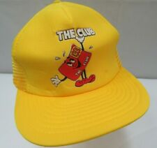 VTG The Club Trucker Cat Cap Snapback