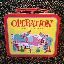 Operation Mini Metal Lunchbox 1997
