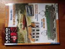 $$6 Loco-Revue N°694 Gare Usson-St-Pal  Gissy BV  Beaufort  X 5500  BB 9004