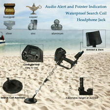 Waterproof Metal Detector Gold Digger Hunter Finder Deep Sensitive Search Coil #