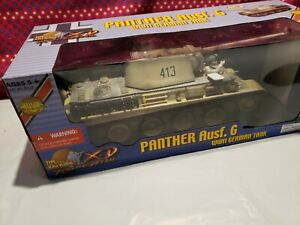 German Army (WW2) Panther Tank (1:18) LOOSE Plastic Model, by 21st Century Toys