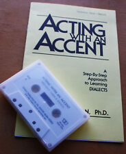 Midwest Farmer Dialect Lessons on Cassette - David Alan Stern - Acting