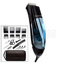 Remington Vacuum Hair Clipper Haircut Kit Barber Trimmer Electric Home Son Blade