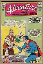 Adventure Comics - #327 - 1st App. Lone Wolf in Legion! - 1964 (Grade 3.5) WH