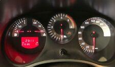 Seat Leon 1P FR TDI Tacho Tachometer Kombiiinstrument #1291