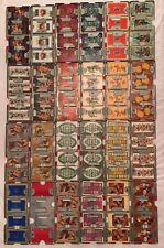 VTG Fox Craft Bridge Boards Trays Duplicate Bridge 1-24 with Playing Cards ACBL