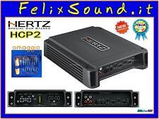 Hertz HCP2 Amplificatore Stereo 400W GARANZIA ITALIA + OMAGGIO Set Attrezzi