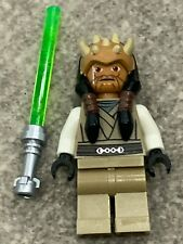 Lego Star Wars Eeth Koth Minifig 7964 Republic Frigate Jedi Master Minifigure