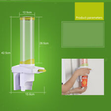 Paper Cup Dispenser Magnetic Attachment Cup Holder for Water Purifier