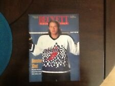 Beckett Hockey Monthly Issue #51 Pavel Bure January 1995 Magazine