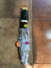 Multipet Pheasant Duck No Stuffing Dog Toy NEW Squeaks