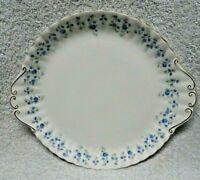 Royal Albert Memory Lane Handled Cake Plate