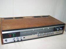 Antiguo DDR Radio Proxima 401 Quadro con Tuner y Amplificador,Culto Diseño Retro