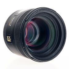Canon Sigma 50mm F1.4 DG EX HSM Autofocus Prime EF Mount Lens