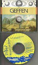 RICKIE LEE JONES Don't Let the Sun 1989 USA PROMO DJ CD single Catch you Crying