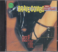 BRAVE COMBO - kiss of fire CD