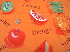 1O métres   Dentelle  du Puy  coton  col orange   1.5cm   lot 118
