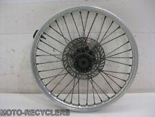 93 CR125 CR 125 front wheel rim    31