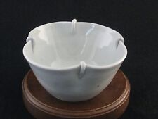 Studio Handcrafted Pottery Bowl Marked RMH