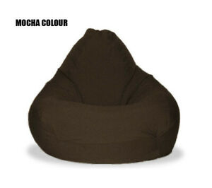 14 COLOURS AVAILABLE BEAN BAGS AUSTRALIAN MADE LARGE JUMBO & GIANT SIZES