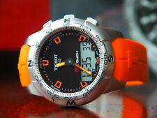 TISSOT T-Touch 2 Acero Inoxidable Reloj T047.420.17.051.01