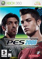 Pro Evolution Soccer 2008 XBOX360 - LNS
