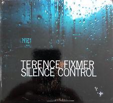 Terence Fixmer CD Silence Control - Digipak - Germany (M/M)