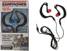 Sound Republik Sport Over Ear Waterproof Headphones iPhone Samsung Earphones Htc