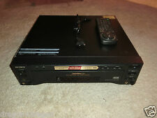 Sony MDP-850D High-End LaserDisc Player, inkl. Fernbedienung, 2 Jahre Garantie