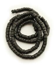 Kokosperlen schwarz 3mm 1 Strang Pukalite 150 Stück