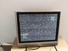 "BEAUTIFUL Sharp AQUOS LC-15S1U-S 15"" LCD Flat Panel ED-Ready TV, Works"