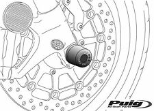 PUIG AXLE SLIDERS FRONT Yamaha YZF-R1, R1-LE,YZF-R6 06 07 08 09 10 11 12 13 14