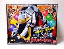 Power Rangers NINJA STORM Hurricaneger DX Revolver Mammoth Megazord F/S Fuge New