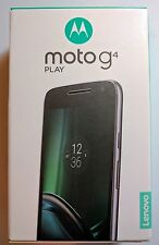 Moto G Play 4th Gen XT1607 16GB No Amazon Ads GSM CDMA Unlocked Black 01006NARTL