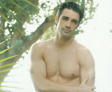 Gilles Marini UNSIGNED photo - 2681 - TOPLESS!!!!!