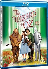 THE WIZARD OF OZ (1939) 3D + BLU-RAY - 75th Anniversary Editon - NEW Region Free