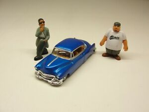 2 Little Homies and a Jada 1953 Cadillac Series 62