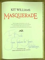 Masquerade by Williams, Kit Hardback Book The Fast Free Shipping