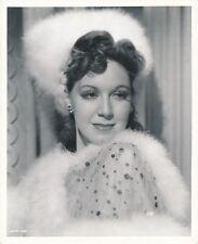 MONA MARIS Original Vintage 1942 I MARRIED AN ANGEL MGM GLAMOUR Portrait Photo