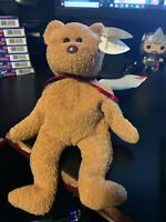 """""""Curly"""" Beanie Baby - PRISTINE CONDITION, EXTREMELY RARE - Many Errors on Tags!"""