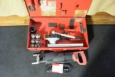 T Drill T60 Copper Pipe T Forming Tool And Notcher 35 65 50 110v