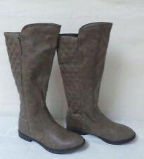 66ce807960eb New Women s Bongo Bailey Riding Side Zipper Boots Style 20401 Taupe 57E pr