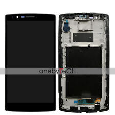 LCD Display Touch Digitizer Assembly+Frame For 5.5 LG G4 Dual-SIM LTE H818 H818P