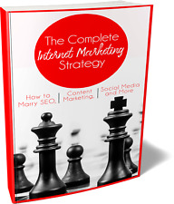 The Complete Internet Marketing Strategy- eBook, Videos and Bonuses on CD
