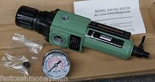 LINCOLN AIRCARE WELDER 3/8 AIR LINE FILTER REGULATOR WITH PRESSURE GAUGE 602136