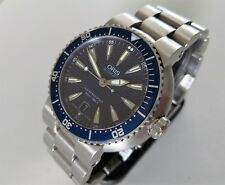 2007 Oris TT1 divers date automatic watch (Ref 7533) serviced, original bracelet