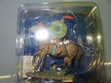 Vintage del prado ALEmannic Cavalryman SME022 Metal Soldier Figure 1/32 #16