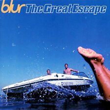Blur ~ The Great Escape NEW AND SEALED CD 1990's / NINETIES / BRITPOP / ROCK