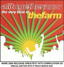 The Farm - The Very Best Essential Greatest Hits Collection 80's Indie CD & DVD