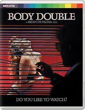 Body Double   ** Brand New Dual Format  Blu Ray & DVD **